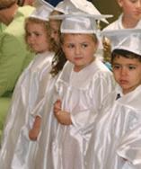 2008 Graduation for the Morgan Center